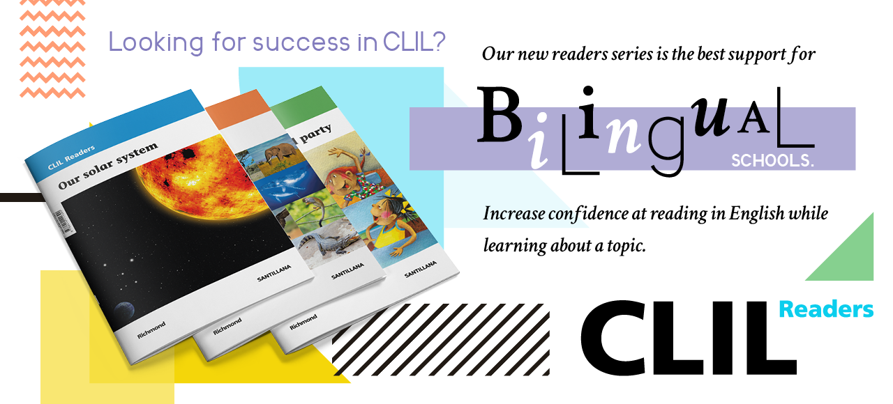 CLIL Readers