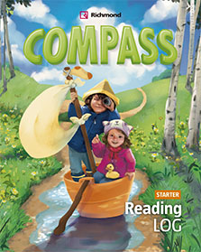 Compass Starter Reading Log portada - miniatura (223x279)