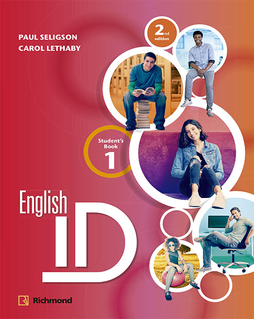 English ID 1 2nd edition Students Book - capa grande (495x620)