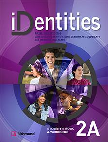 iDentities 2A - American - pequena