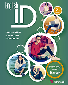 English ID 2nd - Student's Book Starter - p