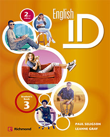 English ID 3 2nd edition Students Book - miniatura (223x279)
