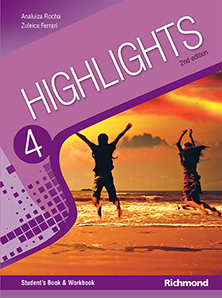 Highlights 4 2nd Edition - miniatura